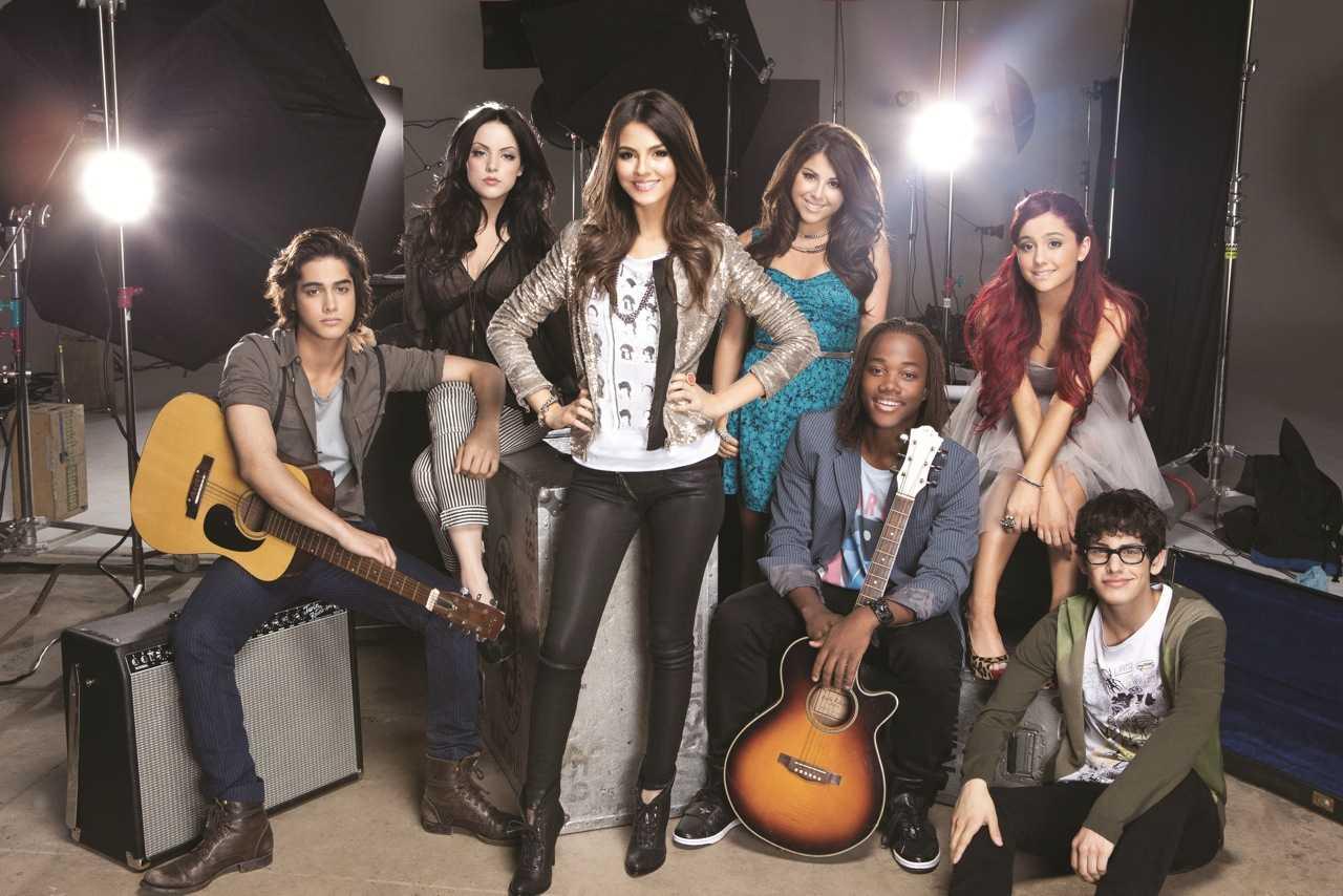 Nuove puntate Victorious, solo su Nickelodeon | Digitale terrestre: Dtti.it