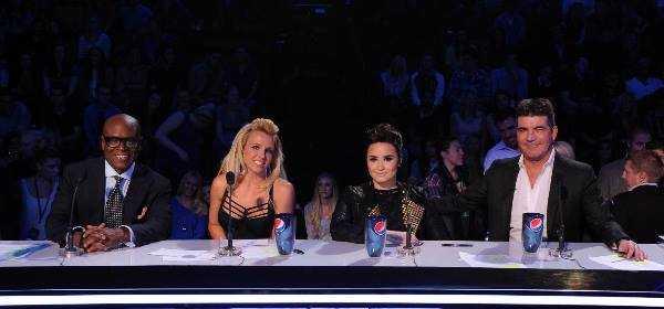 """Arriva su Cielo """"X Factor USA"""", in giuria Britney Spears e Demi Lovato   Digitale terrestre: Dtti.it"""