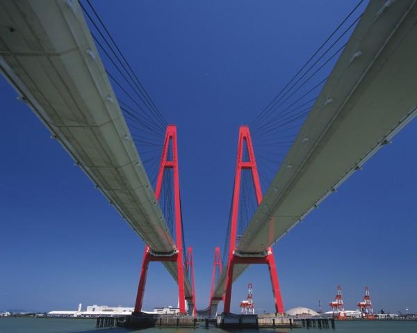 Meiko Nishi Bridge