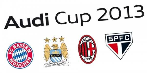 Le semifinali dell'Audi Cup 2013 su Mediaset Premium | Digitale terrestre: Dtti.it
