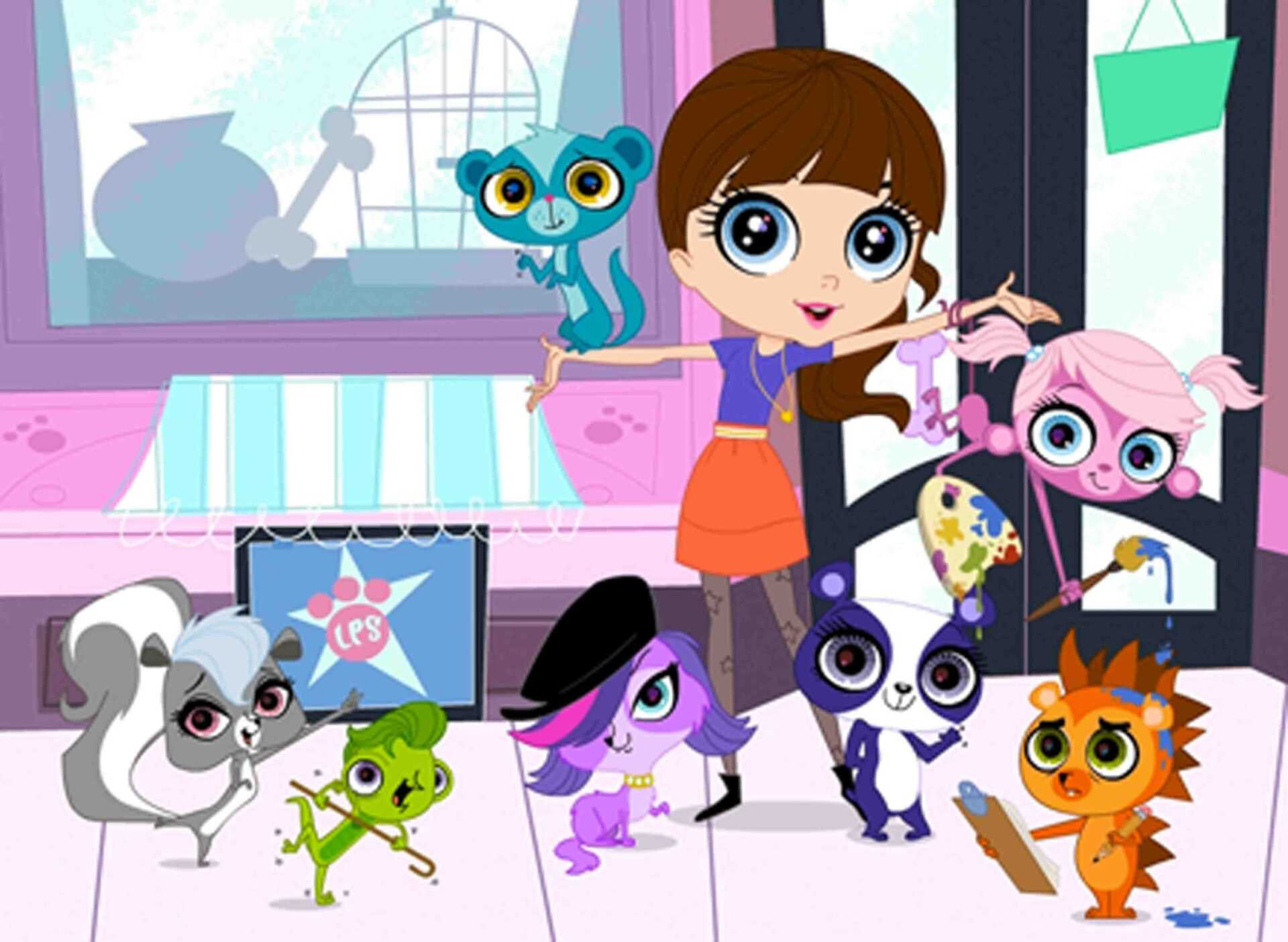 "Frisbee: dal 1° Agosto, tutti i giorni alle 8.45 alle 15 ""Littlest Pet Shop"" 