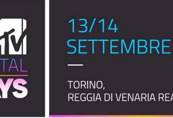 """Il 13 e 14 Settembre la prima edizione degli """"MTV Digital Days""""   Digitale terrestre: Dtti.it"""