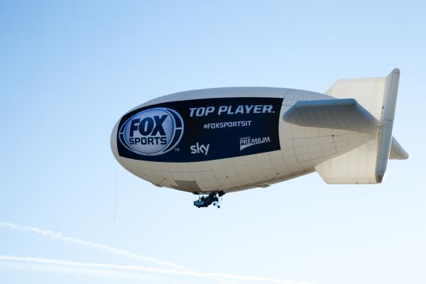 Dirigibile Fox Sports 1