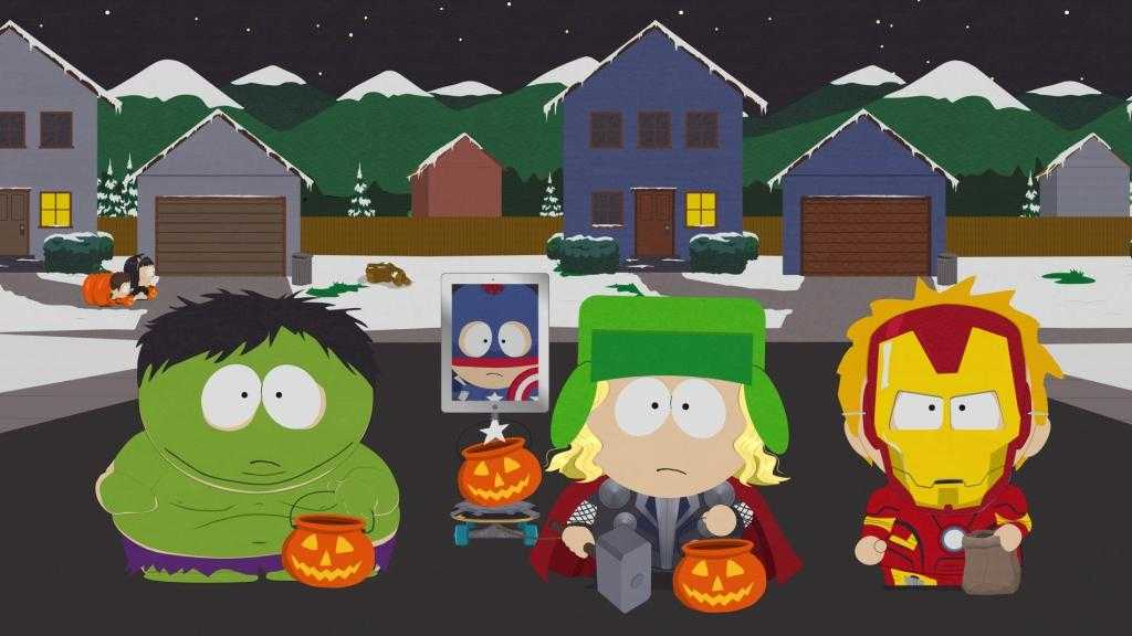 South Park torna su Comedy Central, al via la stagione 16 | Digitale terrestre: Dtti.it