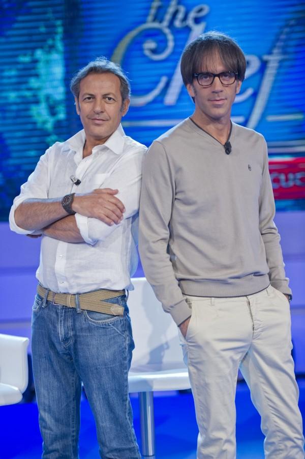 Filippo La Mantia e Davide Oldani
