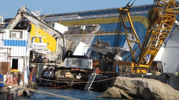 Lo speciale sul recupero del relitto della Costa Concordia in esclusiva in chiaro su Focus