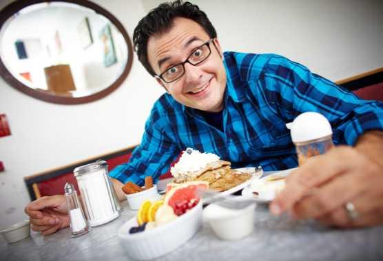 "Su Nat Geo Adventure arriva ""Fast Food Man"" | Digitale terrestre: Dtti.it"