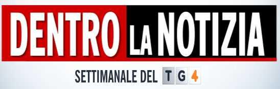 Dentro la notizia, al via il settimanale del Tg4 | Digitale terrestre: Dtti.it