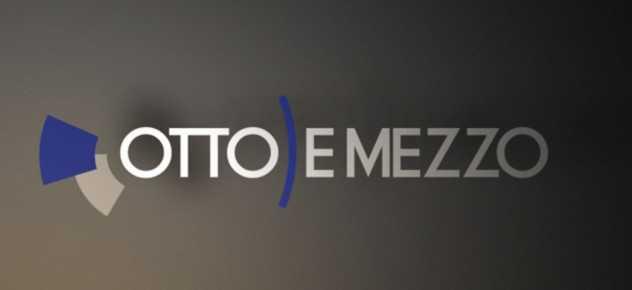 La7: Torna Otto e Mezzo, con Lilli Gruber. E da quest'anno in onda anche il sabato | Digitale terrestre: Dtti.it