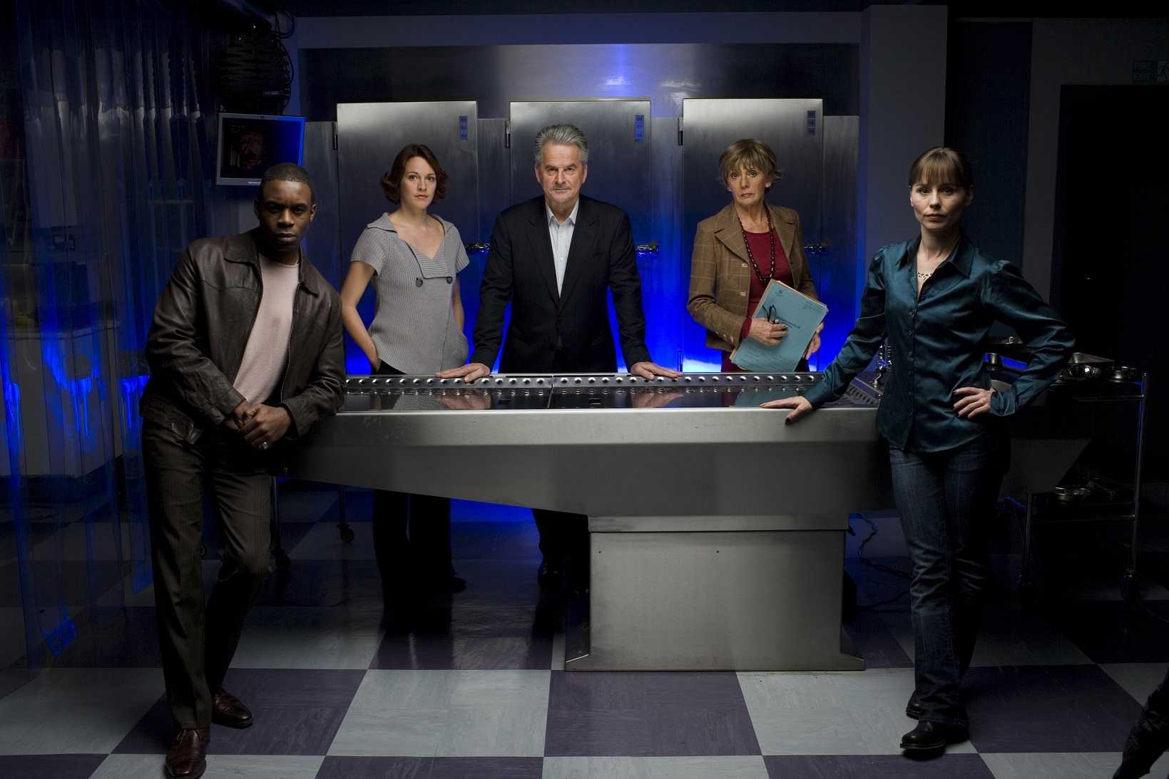 Waking The Dead: la settima stagione in prima tv assoluta su Giallo   Digitale terrestre: Dtti.it