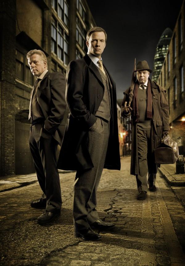 WhiteChapel - Crimini dal passato, in attesa della terza serie torna su Giallo