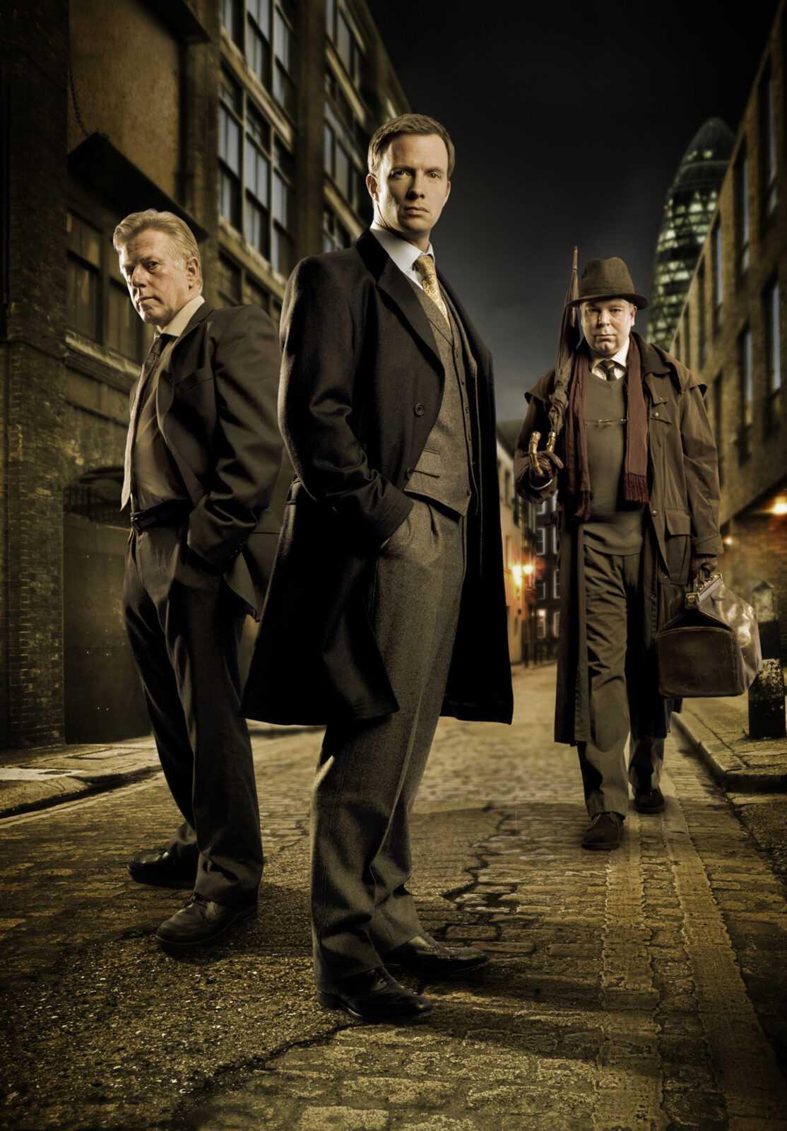 WhiteChapel - Crimini dal passato, in attesa della terza serie torna su Giallo | Digitale terrestre: Dtti.it