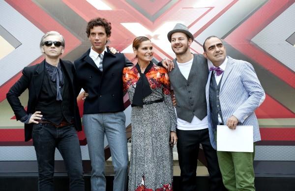 X Factor 2013, le selezioni di Napoli e Genova su Cielo
