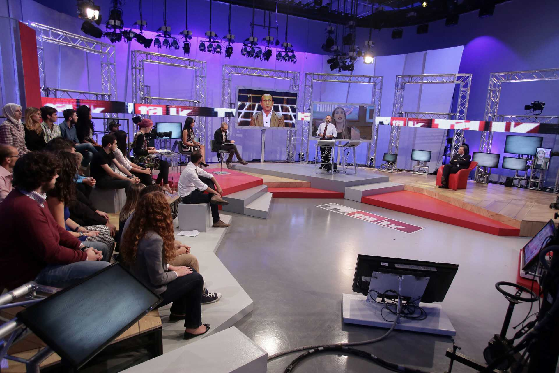 Sabato 19 Ottobre secondo appuntamento con TV Talk su Rai Tre | Digitale terrestre: Dtti.it