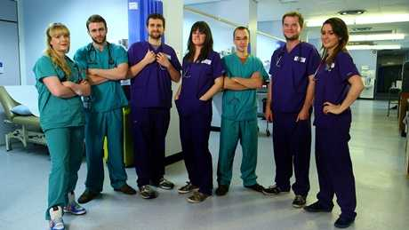 Junior Doctors: la terza stagione su BBC Knowledge | Digitale terrestre: Dtti.it