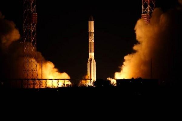 Astra 2E, il satellite è stato lanciato con successo