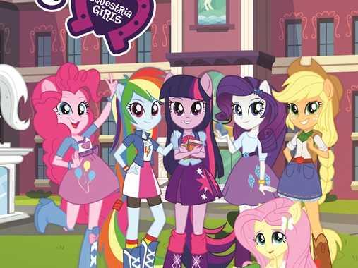 My little pony: Equestria girls, in prima tv su Boomerang   Digitale terrestre: Dtti.it