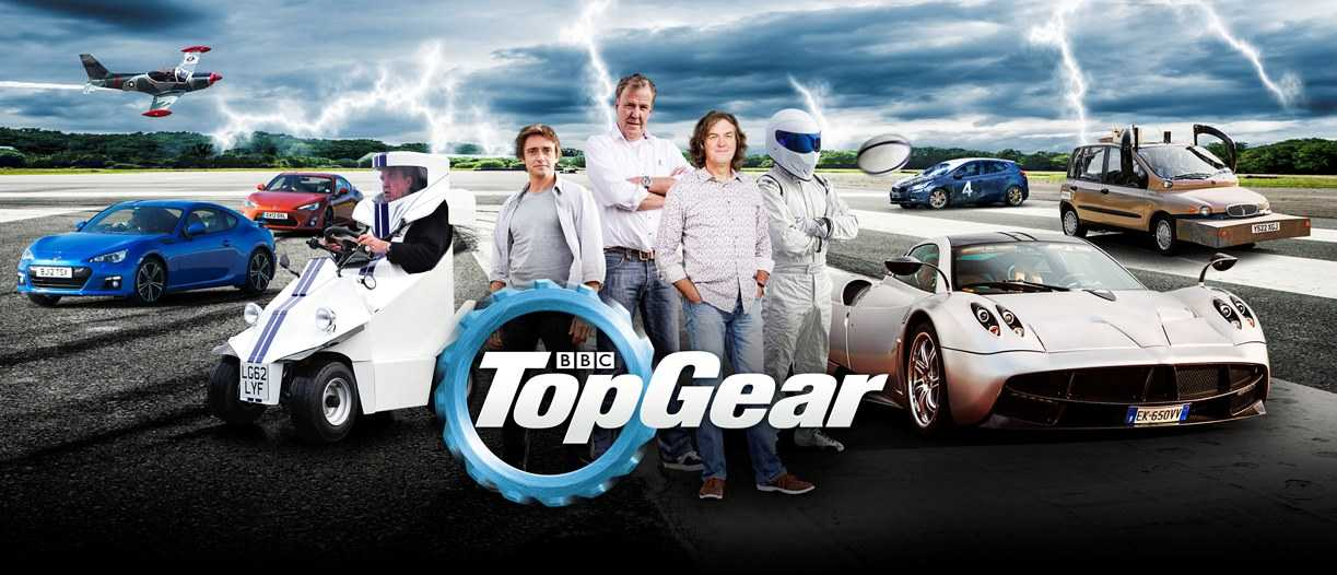 Top Gear: la nuova stagione dal 7 Novembre su Discovery Channel | Digitale terrestre: Dtti.it