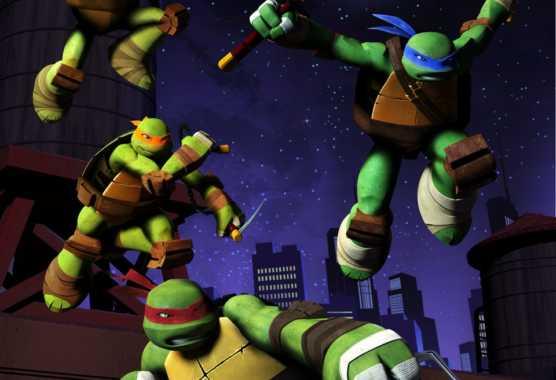 Nickelodeon: Ottobre, 4 maratone per le Tartarughe Ninja e un concorso per vincere Activision per Wii   Digitale terrestre: Dtti.it