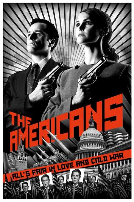 The Americans arriva in prima tv assoluta su Fox   Digitale terrestre: Dtti.it