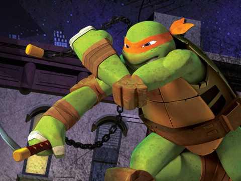 Maratona Speciale dedicata a Michelangelo solo su Nickelodeon
