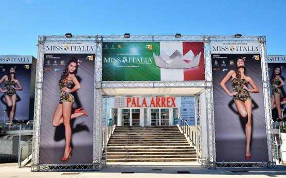 Miss Italia 2013, la 53° edizione in onda da Jesolo domenica su La7  | Digitale terrestre: Dtti.it