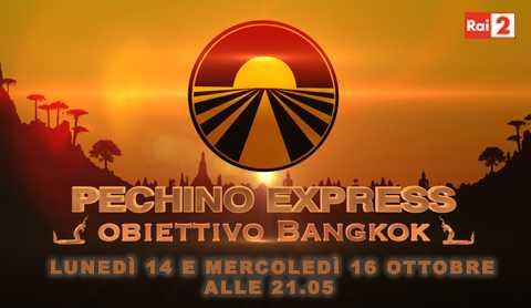 Pechino Express Obiettivo Bangkok: doppio appuntamento questa settimana su Rai2