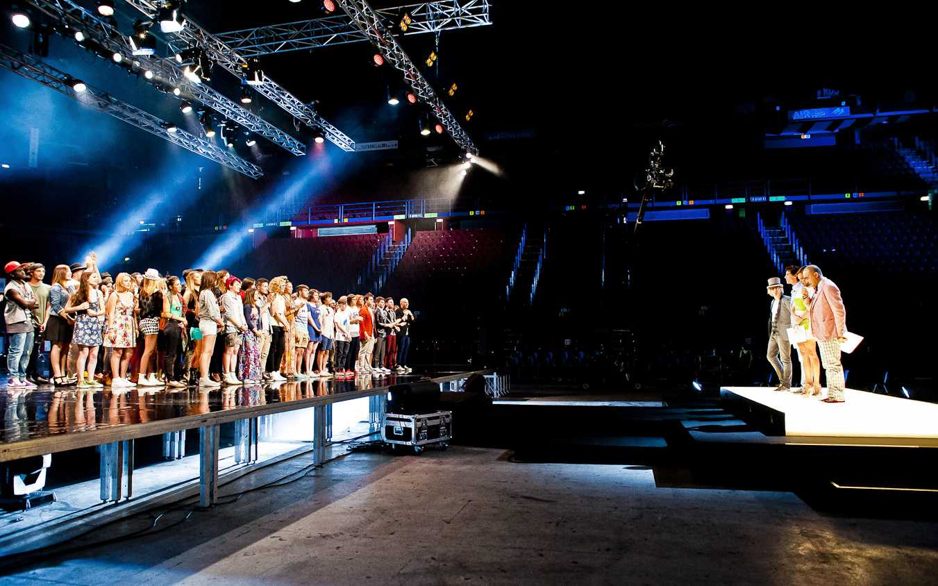 X Factor: su Cielo le aspiranti pop star approdano al boot camp | Digitale terrestre: Dtti.it