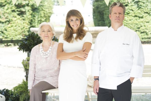 Real Time: boom di ascolti per Benedetta Parodi con Bake Off Italia - Dolci in forno