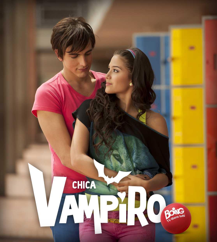 Chica Vampiro: arriva su Boing la serie teen che farà cambiare idea sui vampiri | Digitale terrestre: Dtti.it