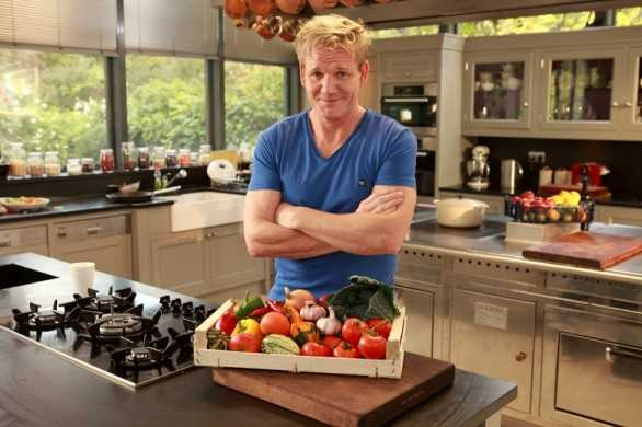 Cucina con Ramsay: le nuove puntate su Real Time   Digitale terrestre: Dtti.it