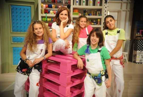 Paint your day 4 Teens: Barbara Gulienetti arriva su Frisbee | Digitale terrestre: Dtti.it