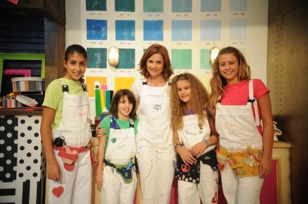 Paint your day 4 Teens: Barbara Gulienetti arriva su Frisbee