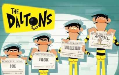 I Daltons arrivano su K2