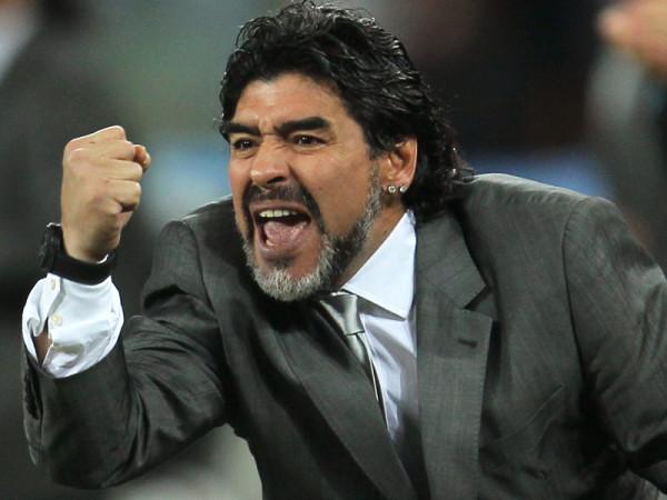 Maradona ospite Domenica di Stop & Gol