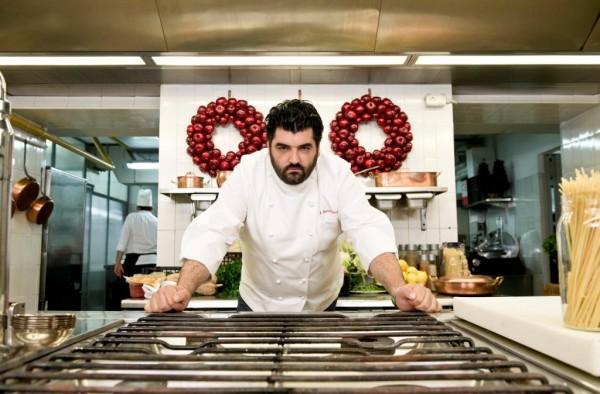 Chef Canavacciuolo e Leonardo Pieraccioni per lo speciale natalizio di Fox Life