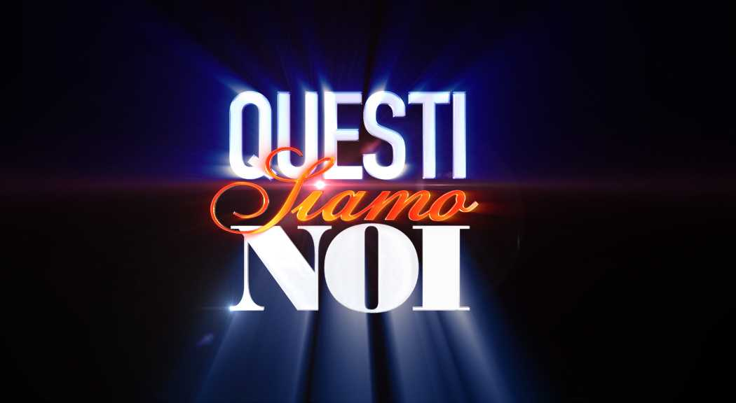 Questi siamo noi: Gigi D'Alessio e Anna Tatangela nel prime time su Canale5 | Digitale terrestre: Dtti.it