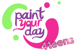 Paint your day 4 Teens: Barbara Gulienetti arriva su Frisbee