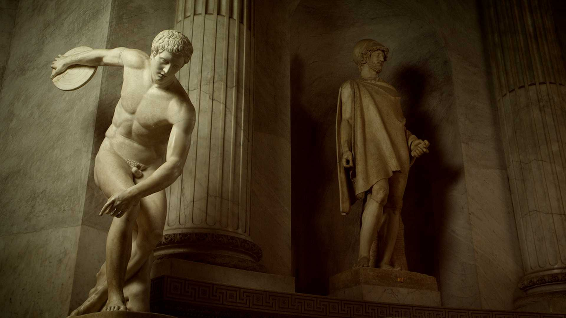 Musei Vaticani 3D, un viaggio in Ultra HD 4K / 3D in esclusiva su Sky | Digitale terrestre: Dtti.it