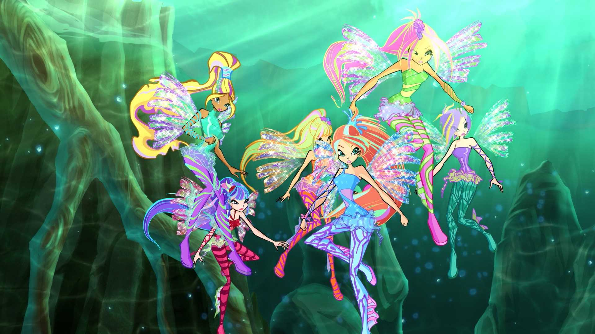 Winx Club serie 6: dal 6 Gennaio su Rai Due | Digitale terrestre: Dtti.it