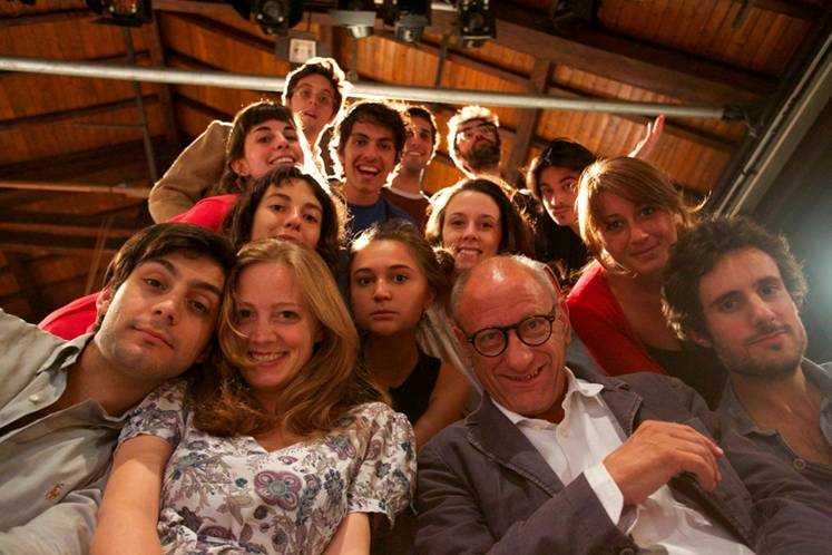 Attori o corsari: su Sky Arte HD gli studenti della scuola Paolo Grassi di Milano | Digitale terrestre: Dtti.it