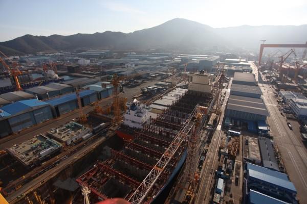 """Triple-E: """"La nave più grande del mondo"""" dal 5 Dicembre scopriamo come è costruita su Focus"""