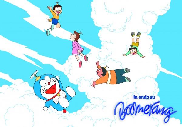 Doraemon_cielo_Boomerang