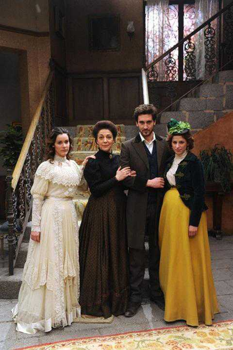 Il segreto, la soap fenomeno televisivo dell'anno torna dal 9 Dicembre