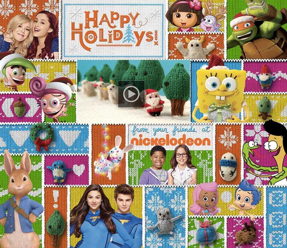 La programmazione Natalizia di Nickelodeon e Nickjr | Digitale terrestre: Dtti.it