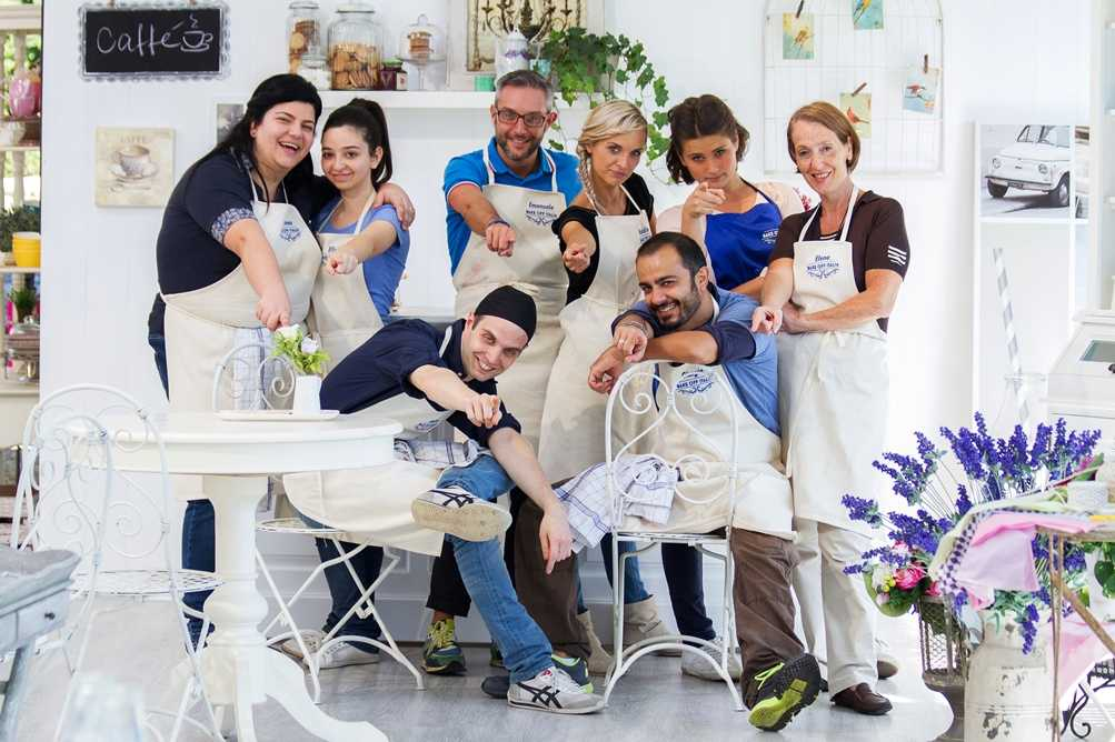 Bake Off Italia: secondo appuntamento su Real Time | Digitale terrestre: Dtti.it