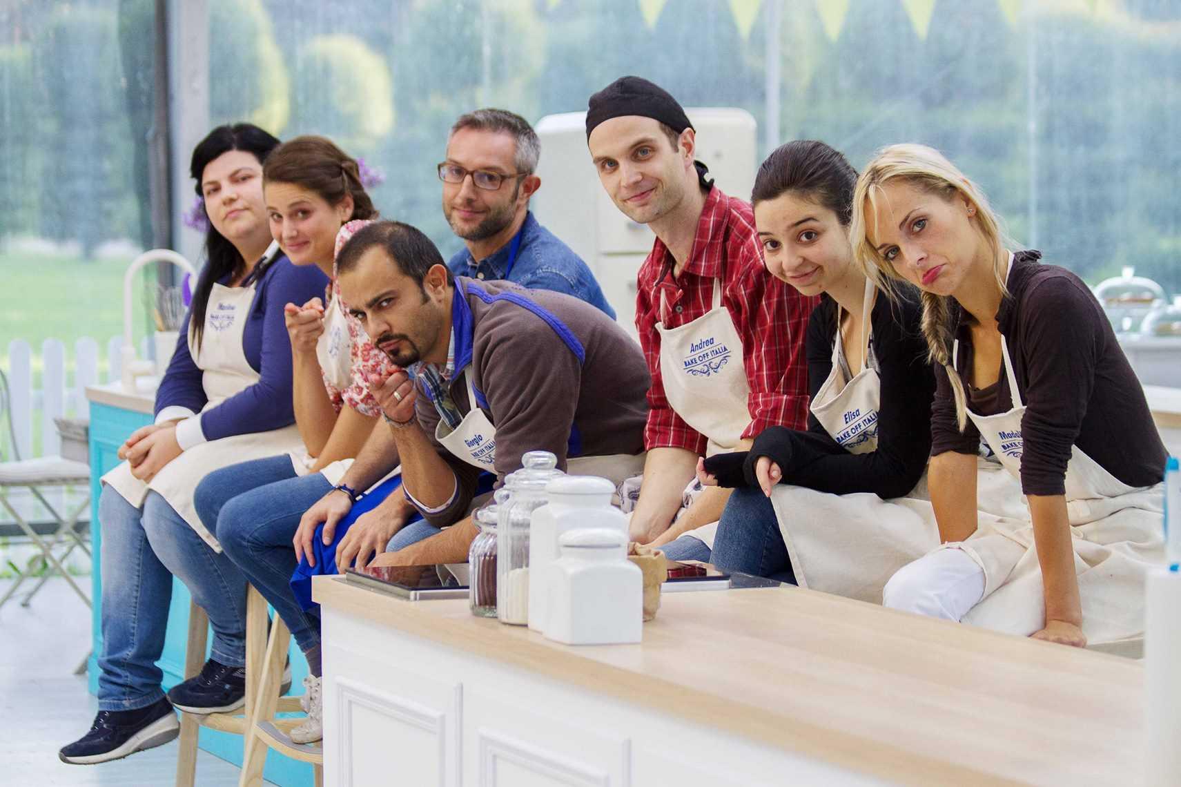Bake Off Italia: doppia eliminazione nella terza puntata | Digitale terrestre: Dtti.it