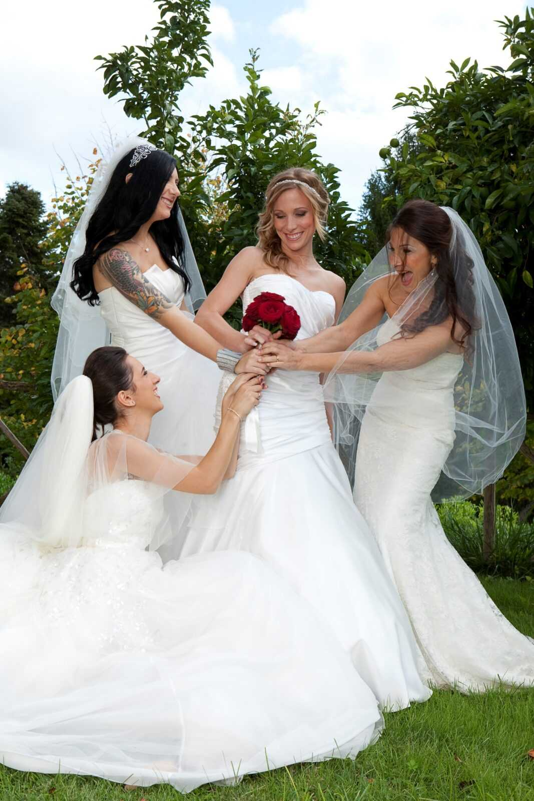 Quattro Matrimoni in Italia: dall'8 Gennaio su FoxLife | Digitale terrestre: Dtti.it