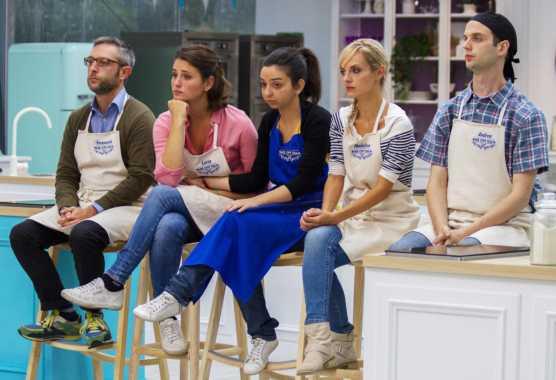 Bake Off Italia: quarto appuntamento, continua la gara | Digitale terrestre: Dtti.it