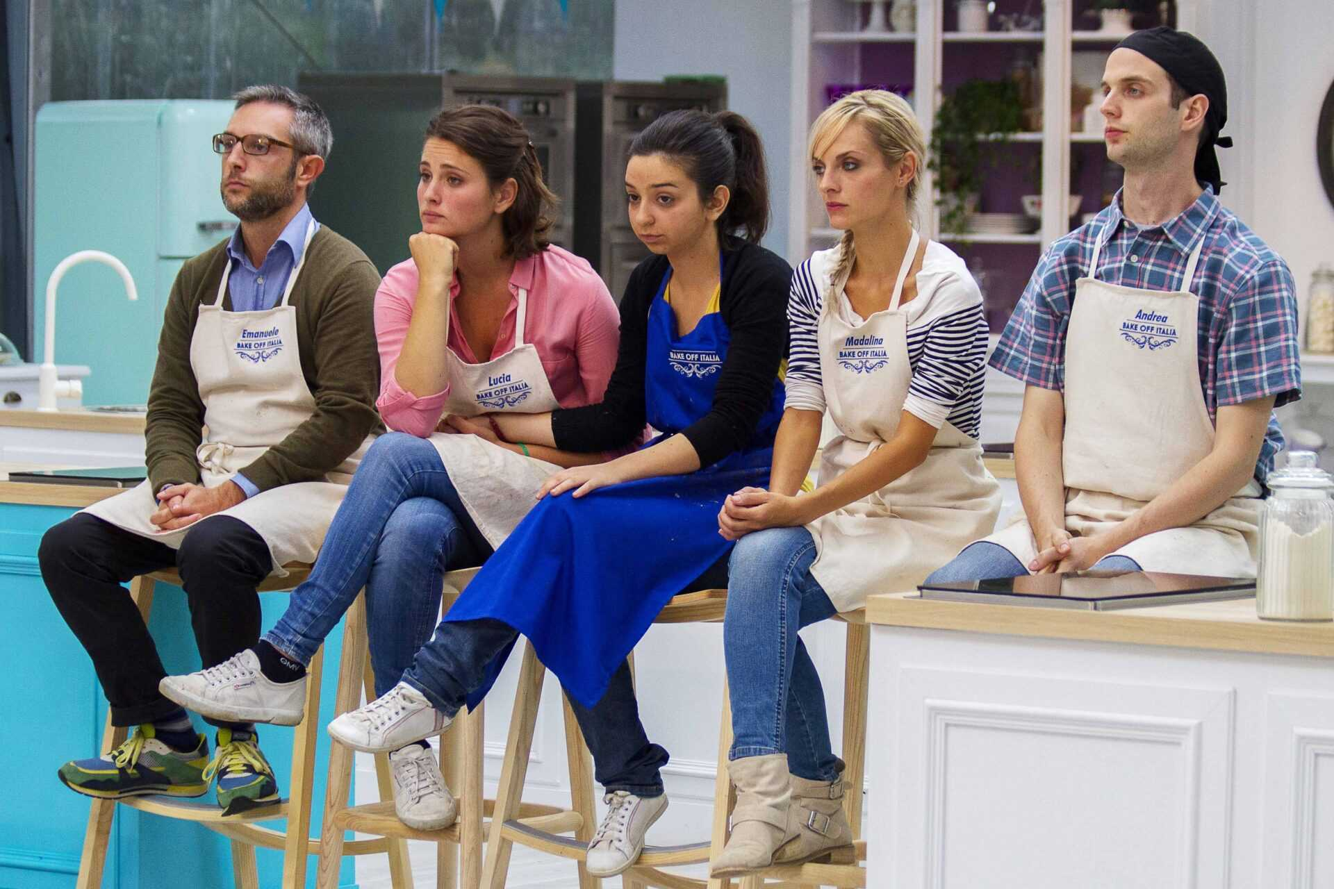 Bake Off Italia: quarto appuntamento, continua la gara | Digitale terrestre: Dtti.it
